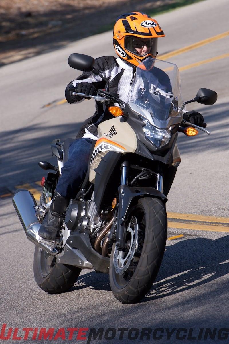 2016 honda cb500x review compact sized adventure bike. Black Bedroom Furniture Sets. Home Design Ideas