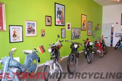 Vintage Cycle Room Wisconsin