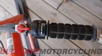 Chrysler Sno-Runner throttle