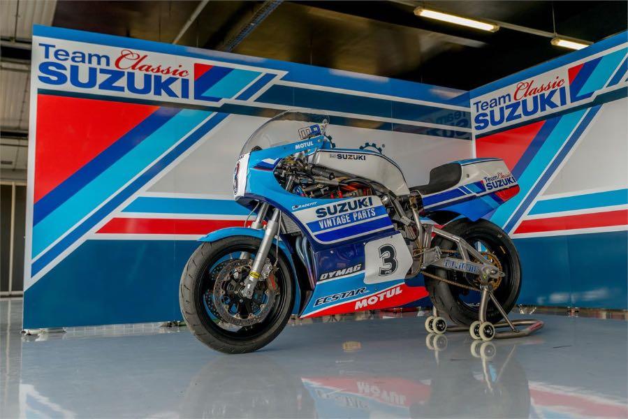 2016 Classic TT | Webb Joins Dunlop on Team Classic Suzuki
