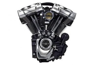 2017 Harley-Davidson Milwaukee-Eight Motor - Intake