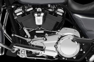 2017 Harley-Davidson Milwaukee-Eight Motor - transmission