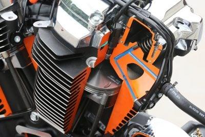 2017 Harley-Davidson Milwaukee-Eight Motor - cutaway cylinder