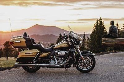 2017 Harley-Davidson Milwaukee-Eight Motor - Motorcycle