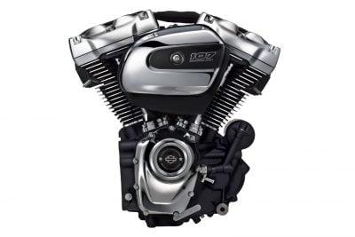 2017 Harley-Davidson Milwaukee-Eight Motor - Air cleaner