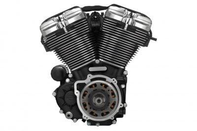 2017 Harley-Davidson Milwaukee-Eight Motor - charging