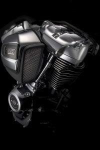 2017 Harley-Davidson Milwaukee-Eight Motor - Front