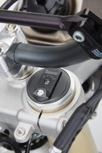 2017 Honda CRF450R - forks adjustment