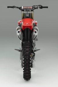 2017 Honda CRF450R - rear