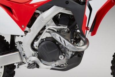 2017 Honda CRF450R - new transmission