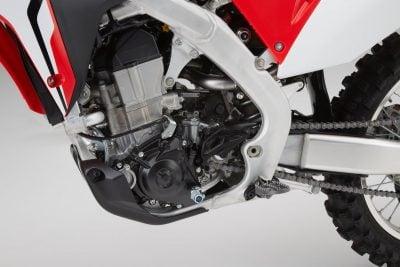 2017 Honda CRF450R - new motor