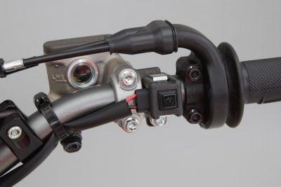 2017 Honda CRF450RX - electric start