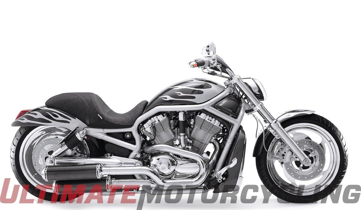 2004 Harley-Davidson V-Rod Evoluzione Retro Review | Digging Into Archives