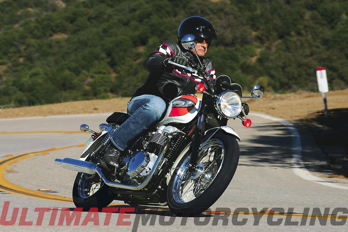 2005 Triumph Bonneville T100 Review