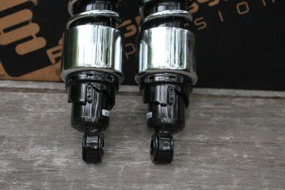 Progressive Suspension 412 Series Shocks Test
