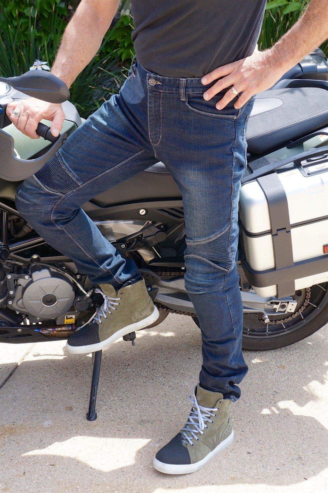 UglyBros 2Slub-K Jeans Review | Stretchy Protection