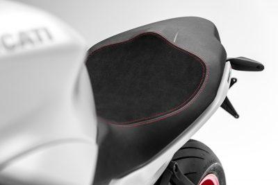 Ducati SuperSport seat