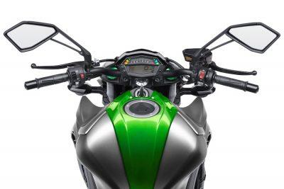 2016 Kawasaki Z1000 guage
