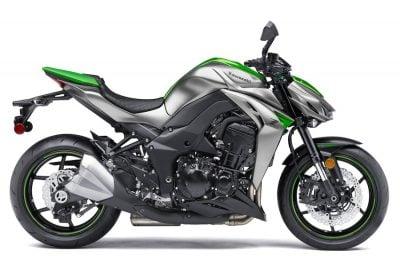 2016 Kawasaki Z1000 weight