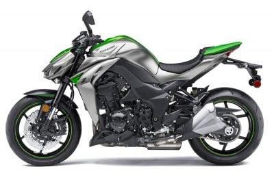 2016 Kawasaki Z1000 seat height