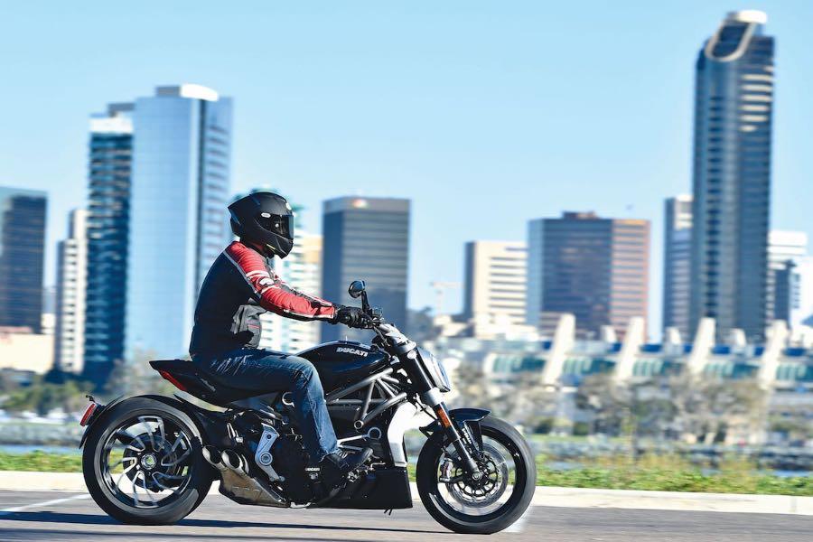 Ducati  Radiator Recall