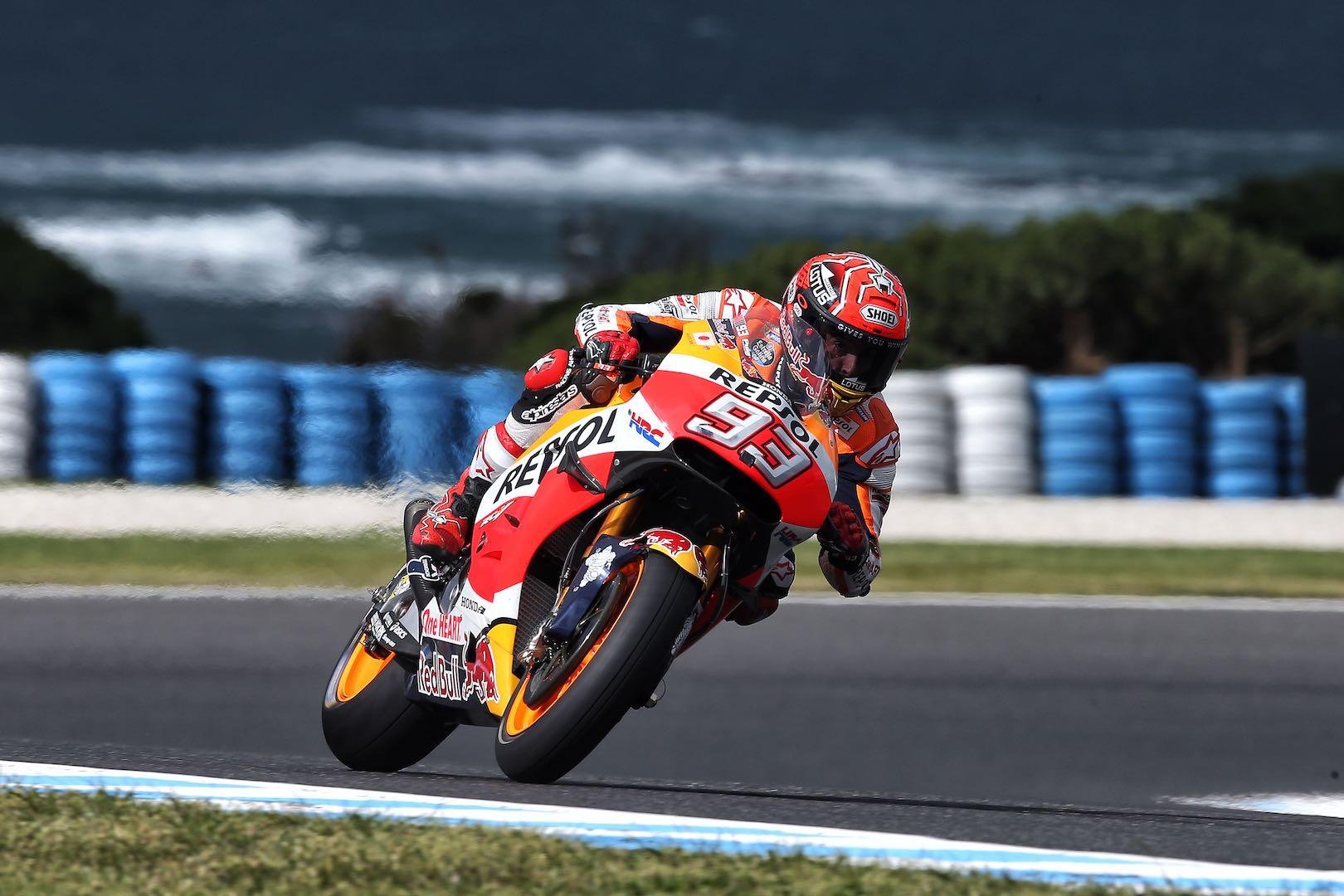 Phillip Island MotoGP Qualifying 2016 | Marquez on Pole in Australia