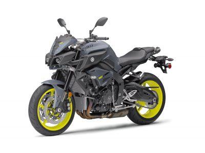 2017 Yamaha FZ-10 side