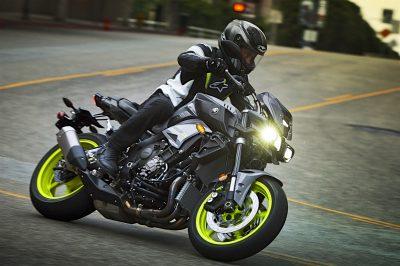 2017 Yamaha FZ-10 price