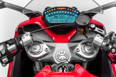Ducati SuperSport dash