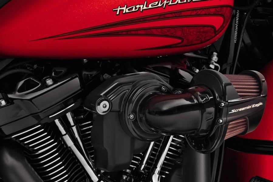 Harley Screamin' Eagle Milwaukee-Eight Kits: Stage I, II, III