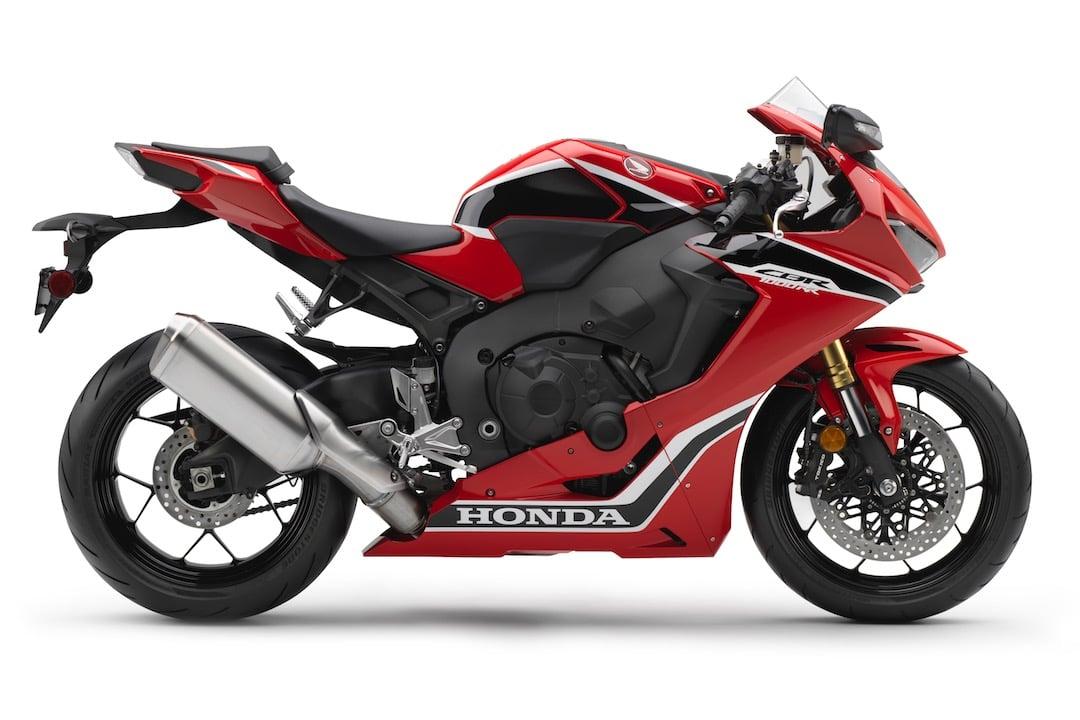 2017 Honda CBR1000RR First Look
