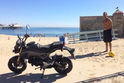 2017 Honda Grom First Ride