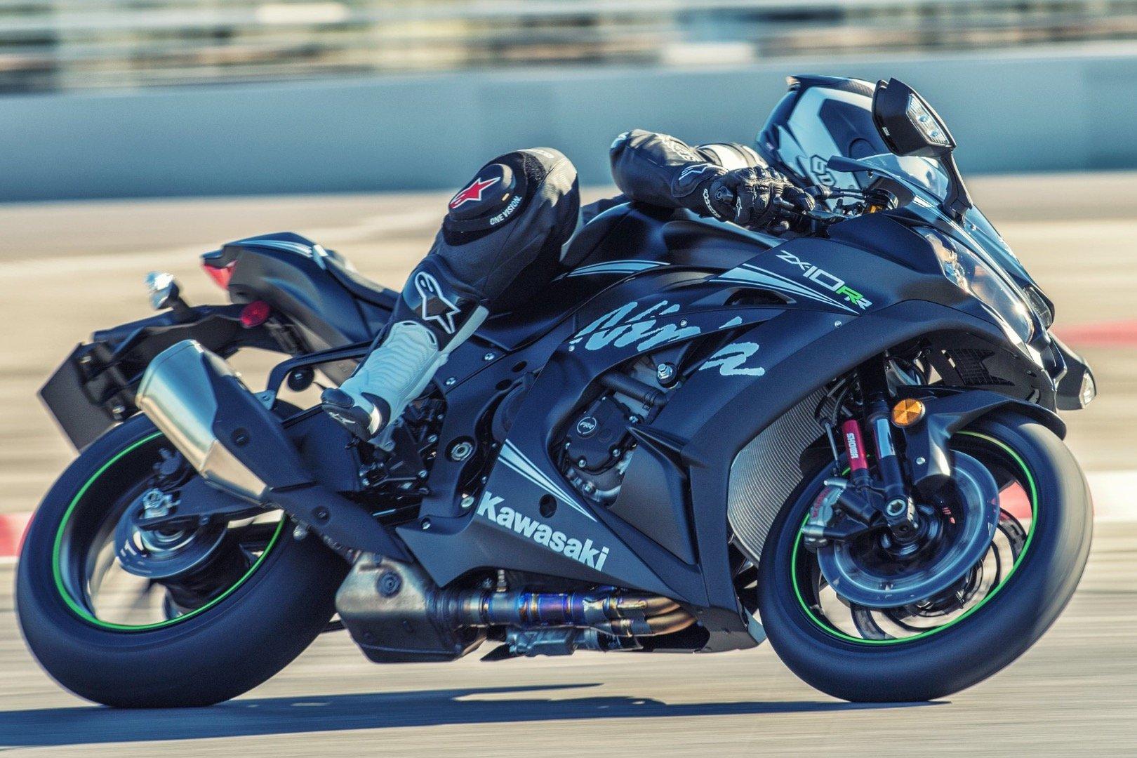 2017 Kawasaki Ninja Zx 10rr 6 Fast Facts World Superbike Ready