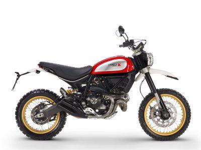 2017 Ducati Scrambler Desert Sled price