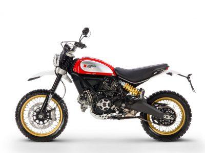 2017 Ducati Scrambler Desert Sled seat height