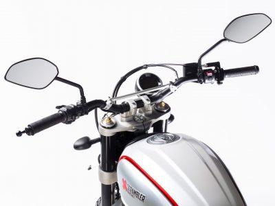 2017 Ducati Scrambler Desert Sled weight