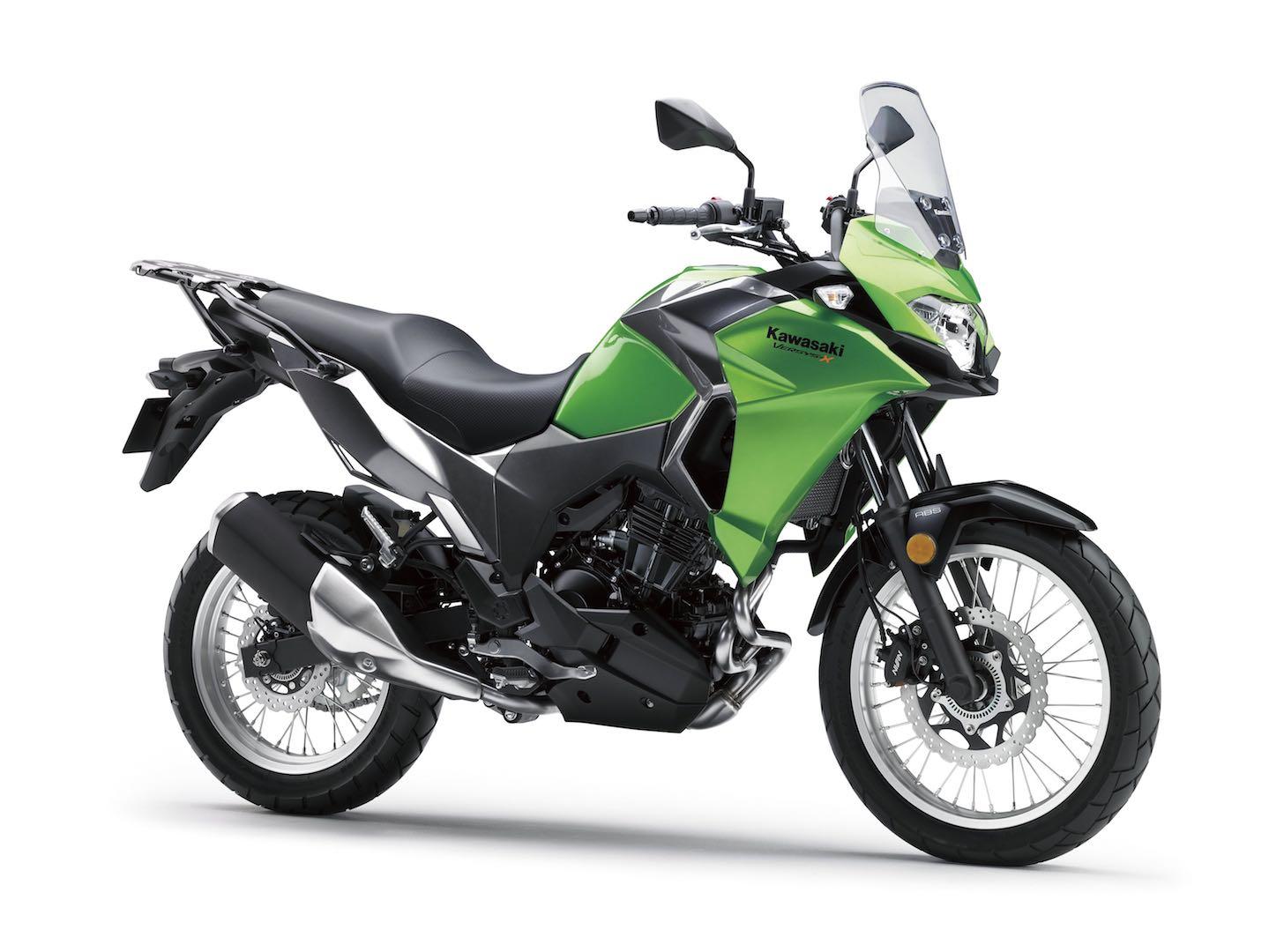 2017 Kawasaki Versys-X 300 First Look | 14 Fast Facts