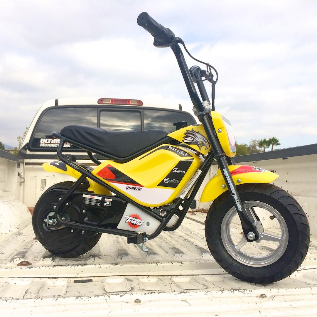 Monster Moto Mini Bikes First Look | Mommy's Little Monsters