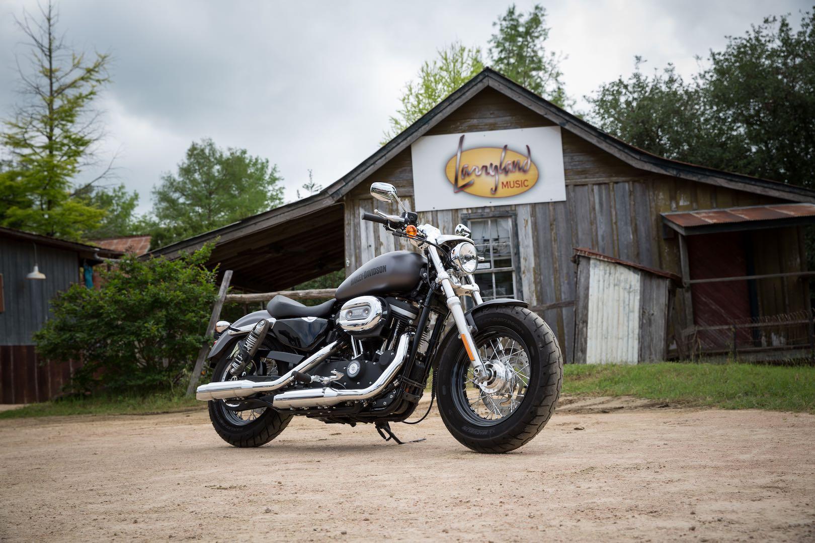 2017 Harley Davidson Sportster 1200 Custom For