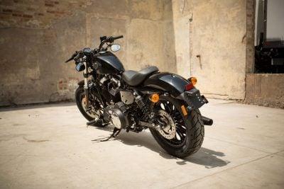 2017 Harley-Davidson Sportster Forty-Eight horsepower