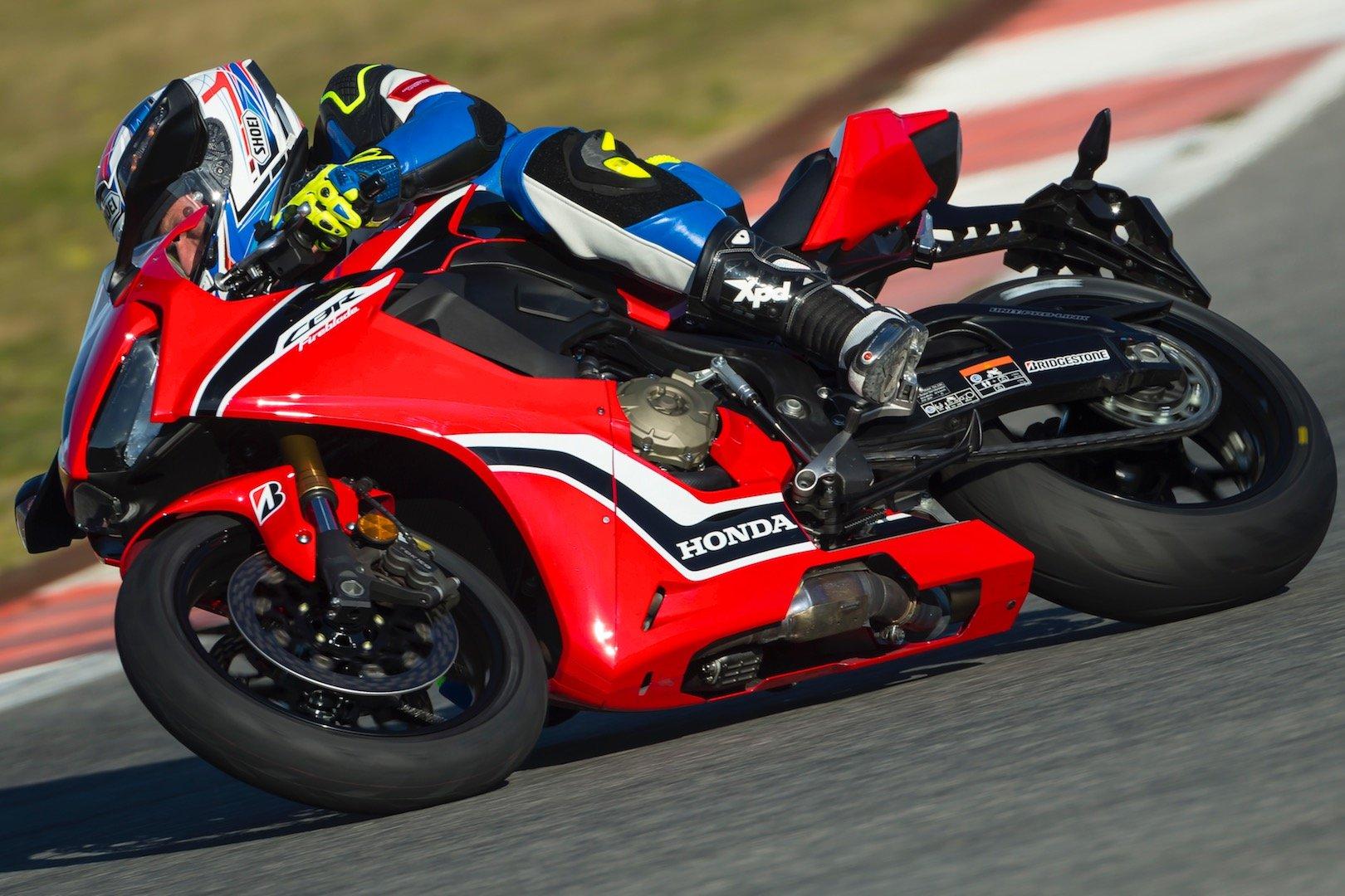 2017 Honda CBR1000RR Fast Facts