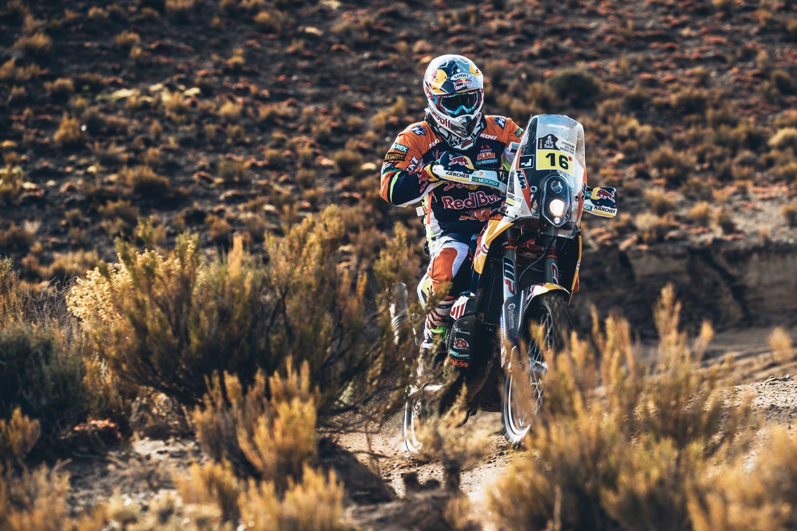 2017 Dakar Rally Stage 4: Lighting Strikes Ivan Jakes, Bittersweet for KTM