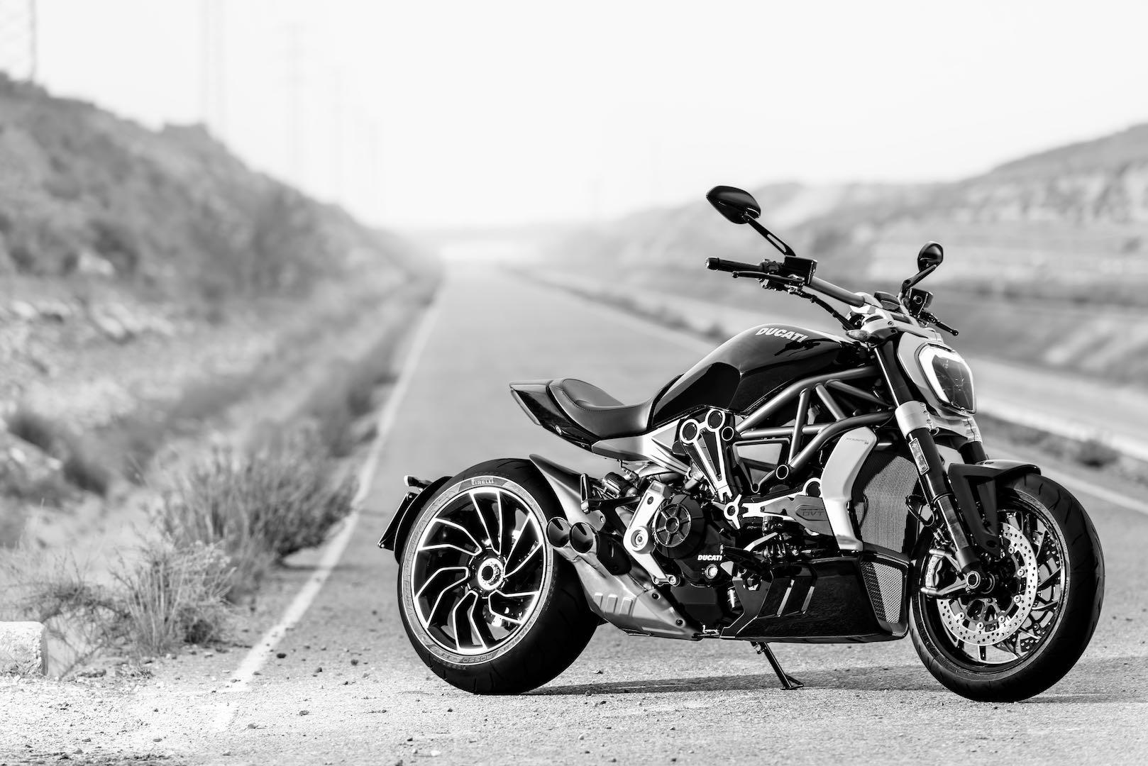 Ducati XDiavel S Claims 'Good Design Award 2016' in New York