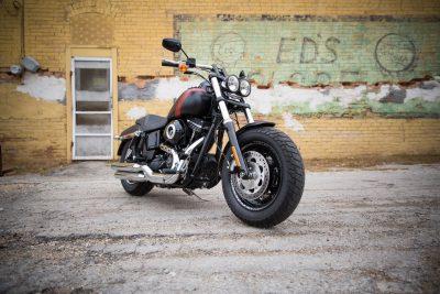 2017 Harley-Davidson Dyna Fat Bob for sale