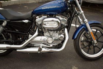 2017 Harley-Davidson Sportster SuperLow horsepower