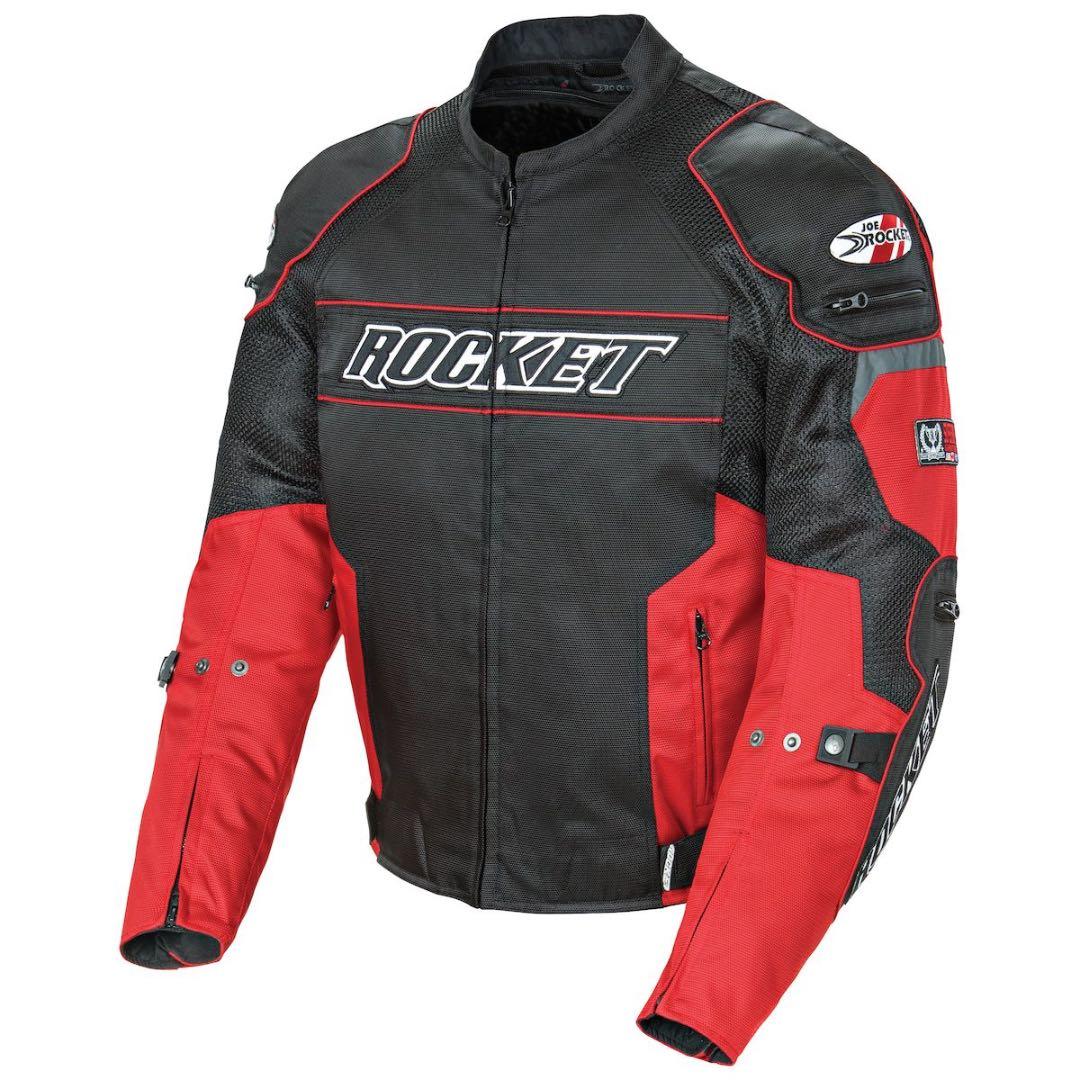 Joe Rocket Resistor Jacket Review