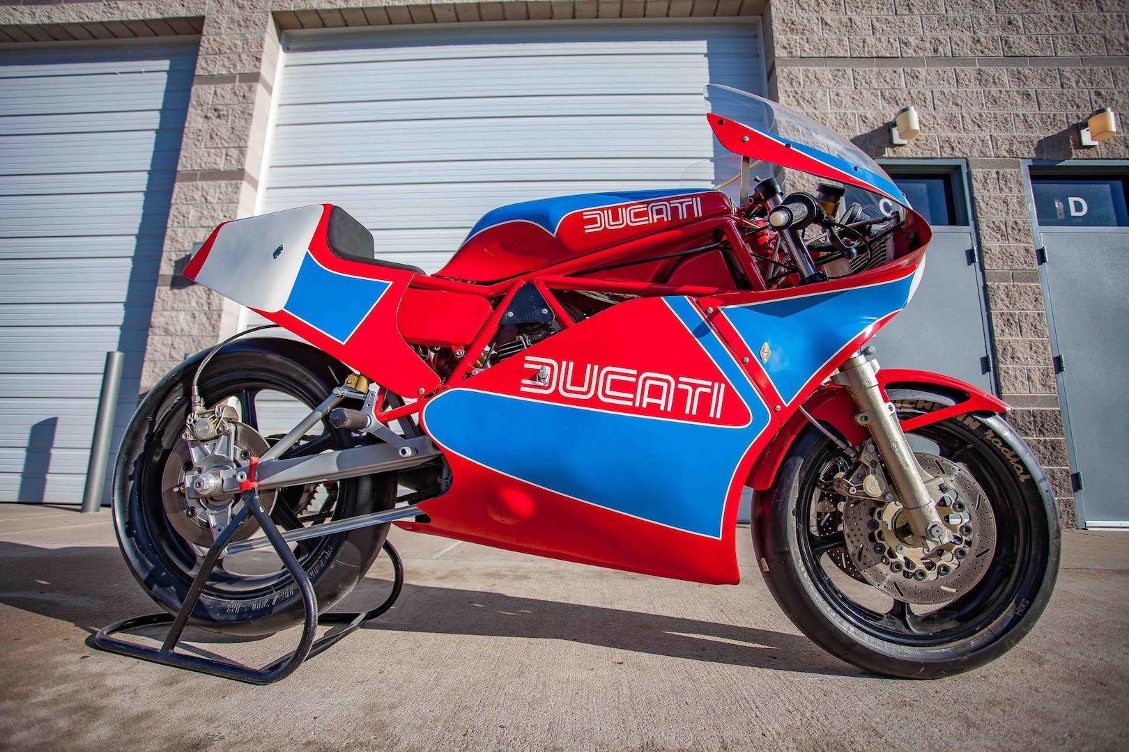 Bonhams Motorcycle Auction