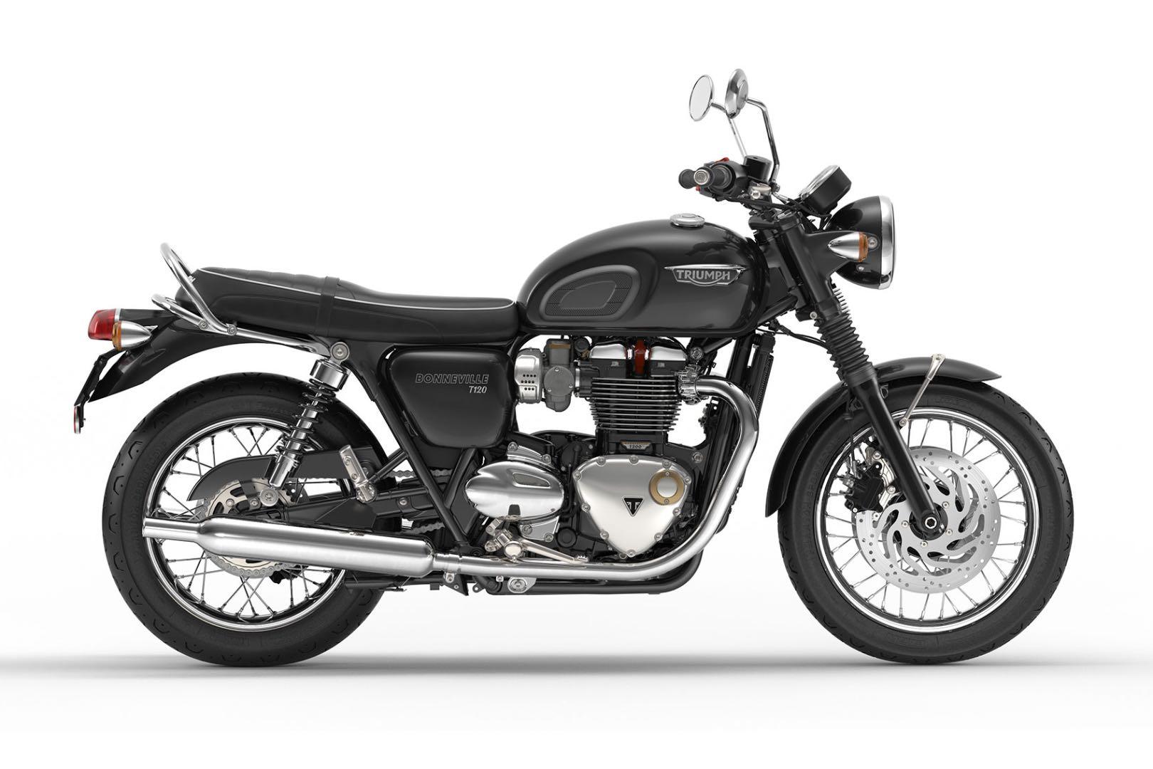 Triumph T120 Recall