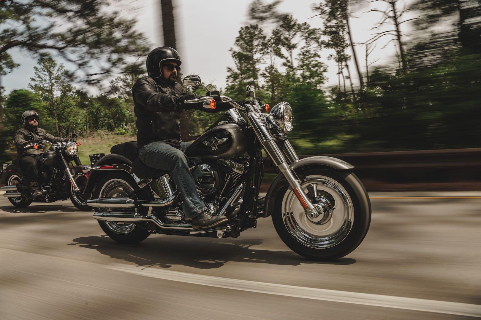 2017 Harley-Davidson Softail Fat Boy specs