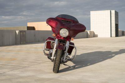 2017 Harley-Davidson Street Glide Special Buyer's Guide fairing